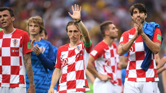 Croacia | Laurence Griffiths/Getty Images